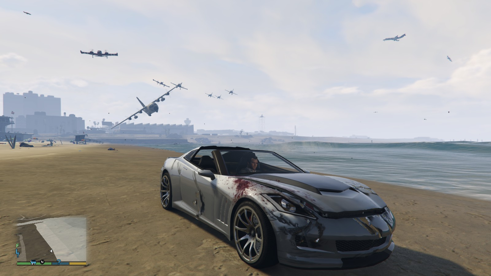GTA 5 mods Angry Planes and No Clip contain malware | PC Gamer