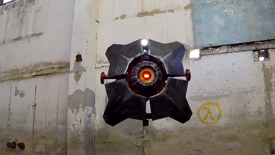 This Half-Life 2 drone mod is scarily realistic | TechRadar