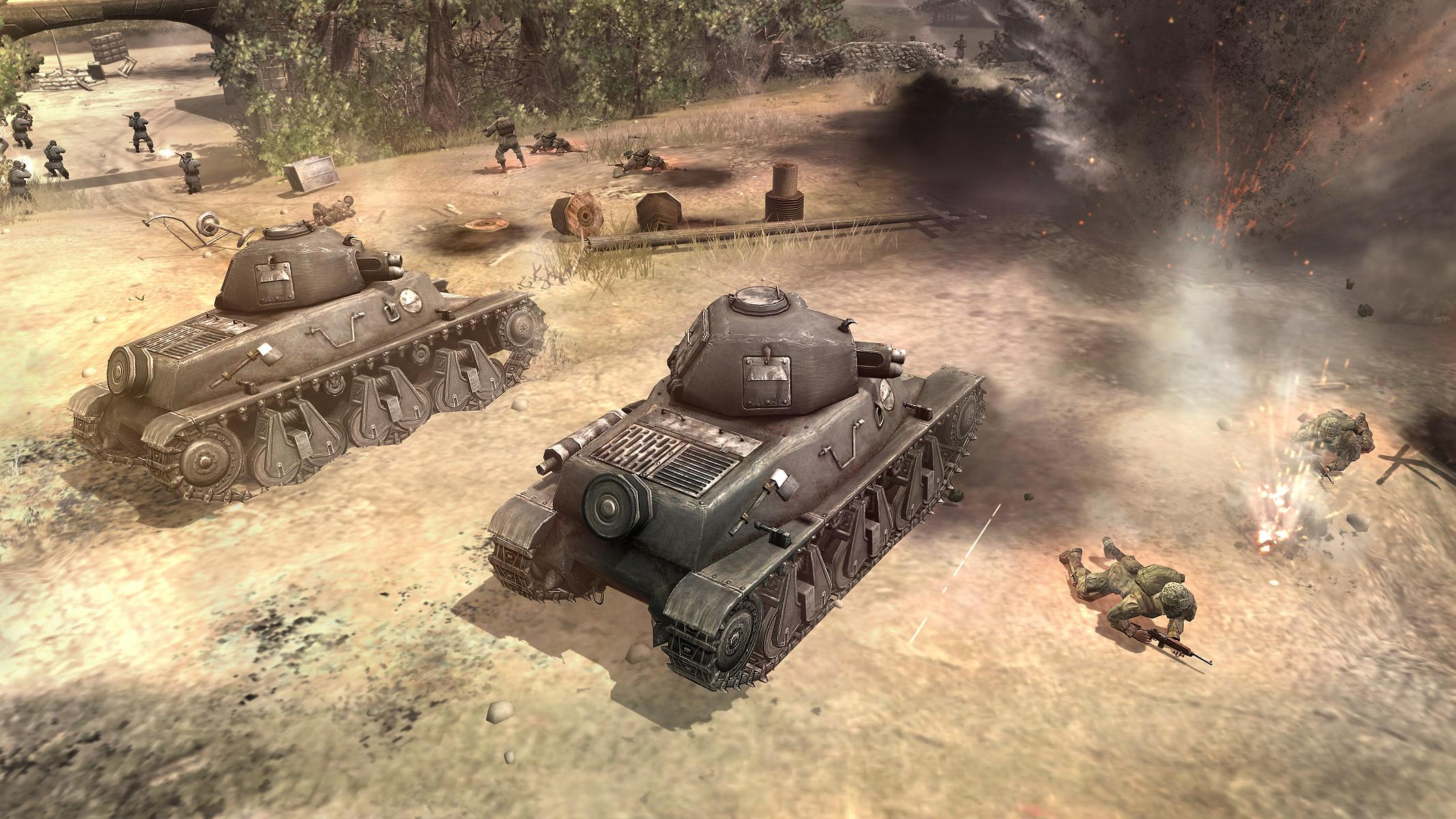 Company Of Heroes Tales Of Valor Review Gamesradar