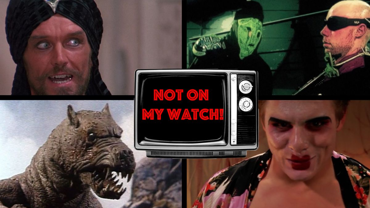 The worst movies you can stream on Netflix and Amazon Prime