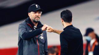 Liverpool vs Arsenal live stream