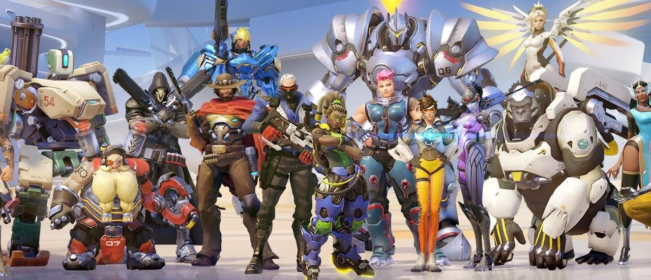 overwatch hero release order