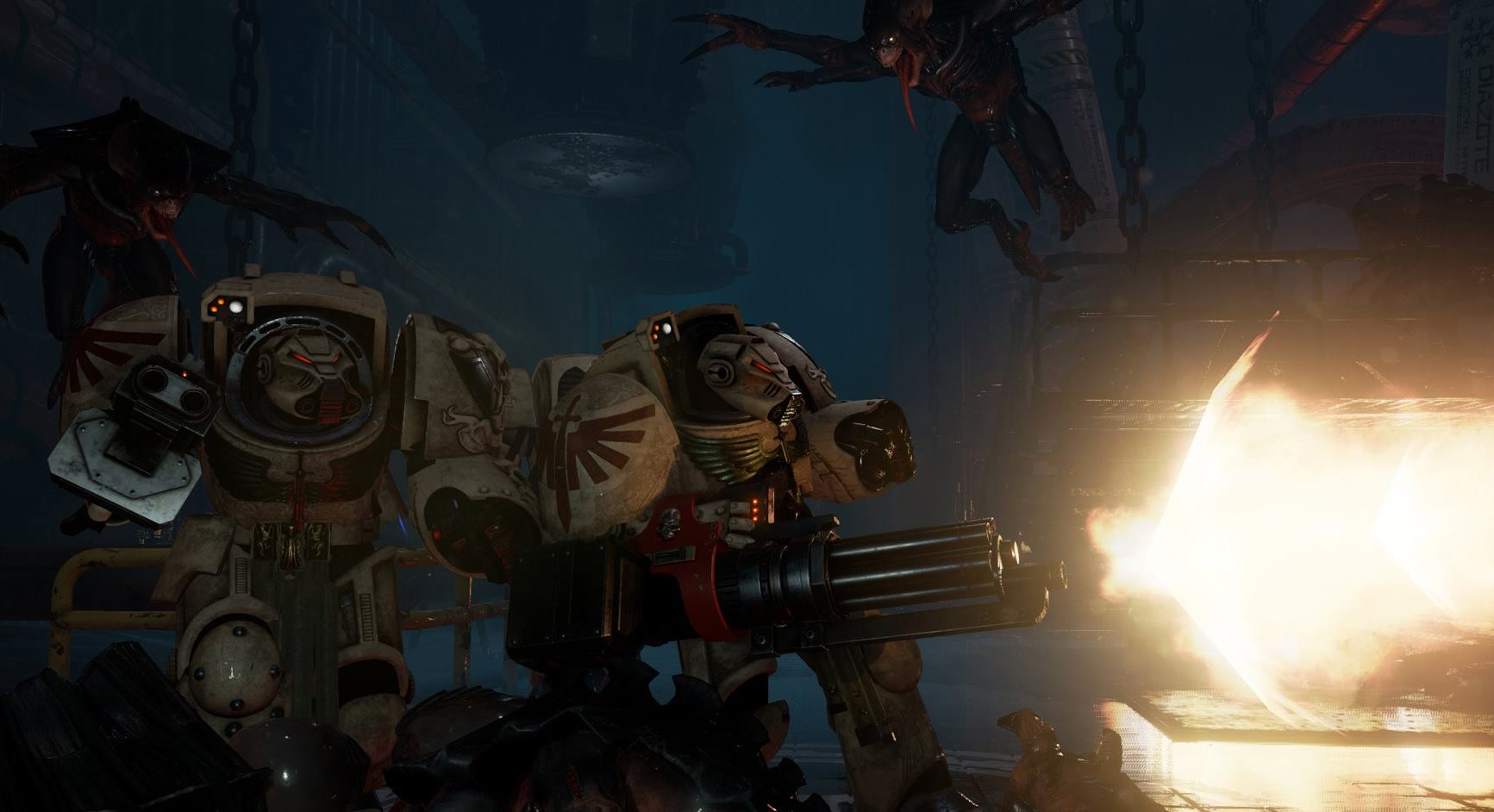 The Terminators rise in new Space Hulk: Deathwing trailer