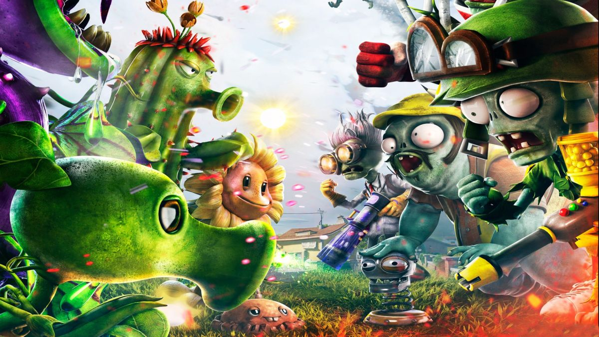 Plants vs. Zombies: Garden Warfare review