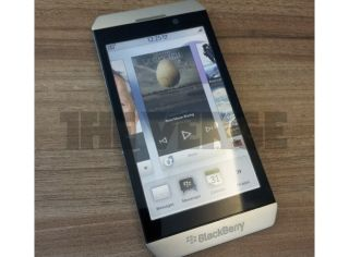 RIM only has one BlackBerry 10 handset in the works