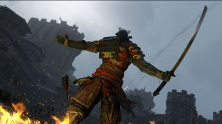For Honor Samurai