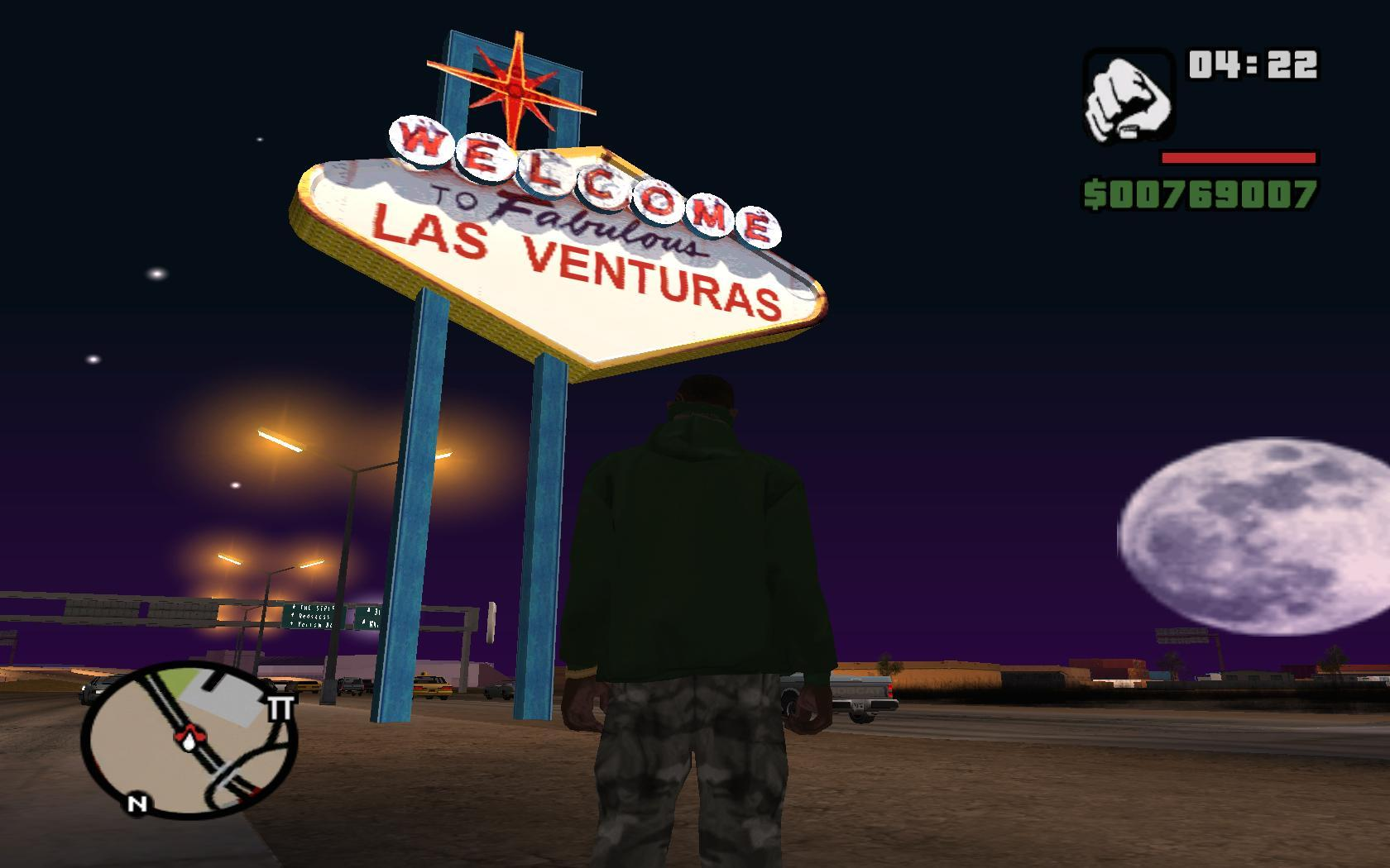 Grand Theft Auto: San Andreas Horseshoe Guide | GamesRadar+