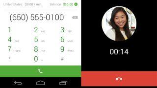 Google Hangouts voice calls