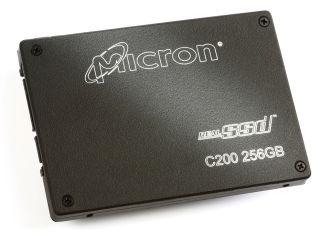 Micron solid state drives