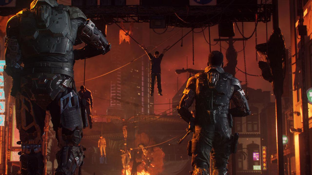 Call of Duty: Black Ops 3 review | GamesRadar+