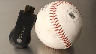 Chromecast sports app list with ESPN