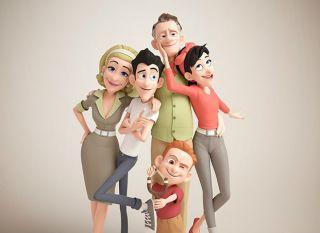 CG family