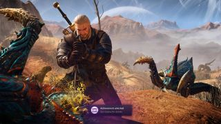 GOG Galaxy Witcher 3