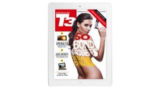 T3 Australia's fully interactive iPad edition