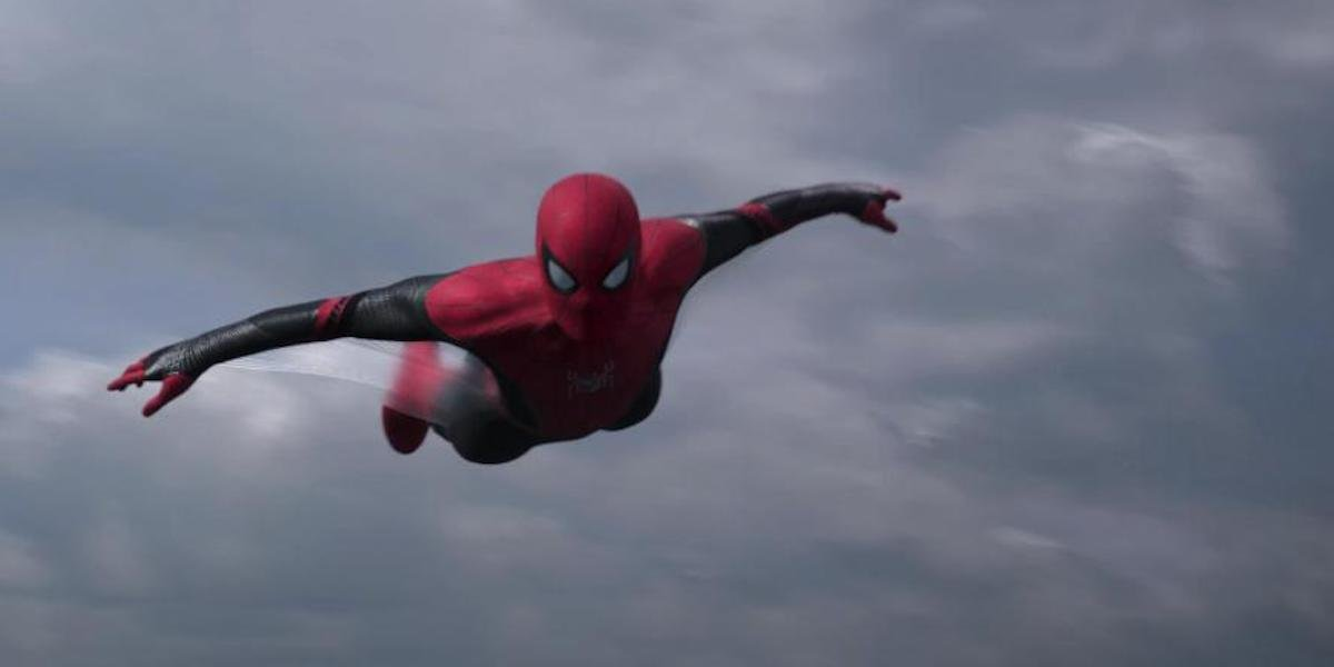 Spider-Man Goes Full Deadpool In Far From Home's VFX Video