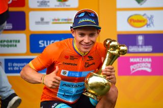 Miguel Angel Lopez (Astana) wins Tour Colombia