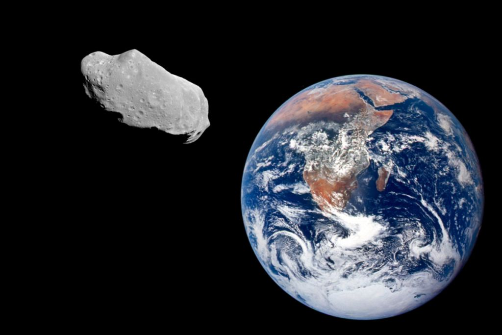 Defending Earth against dangerous asteroids: Q&A with NASA's Lindley Johnson