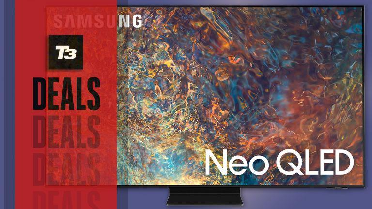 cheap samsung tv deal