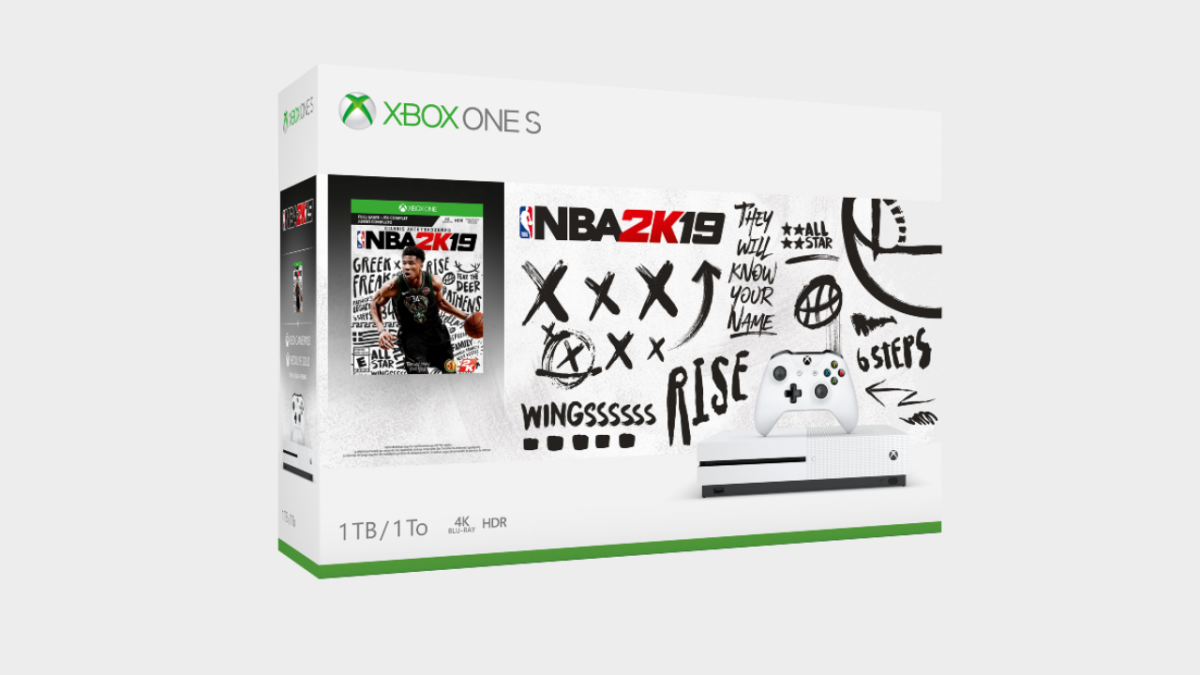 Ball on a budget with these NBA 2K19 Xbox One bundles