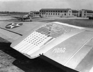 space history, NACA, aircraft
