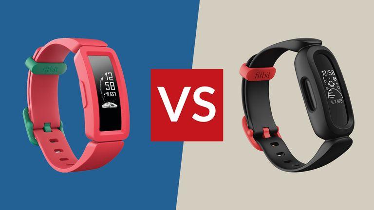 Fitbit Ace 2 vs Fitbit Ace 3