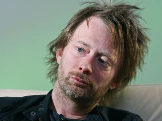 Radiohead's Thom Yorke: turning his back on albums