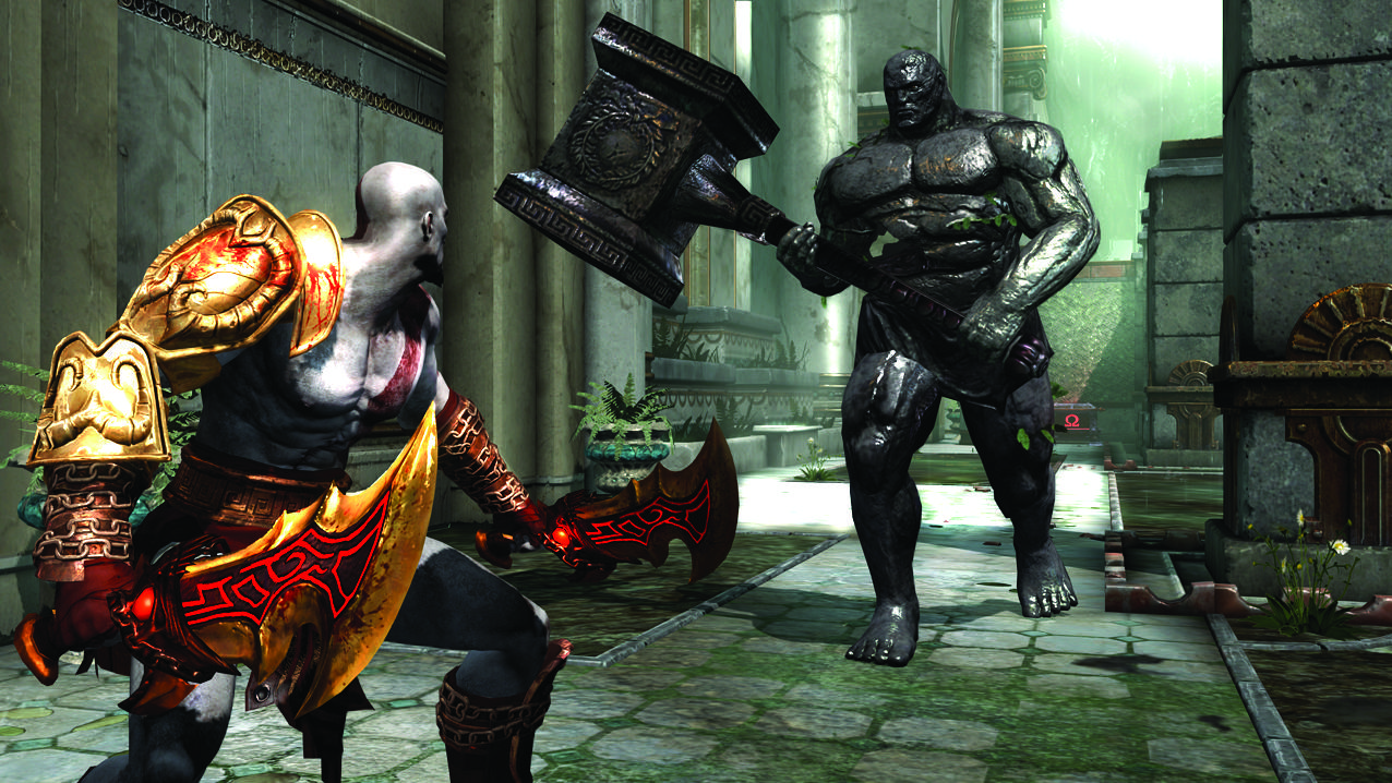 God of War III review | GamesRadar+
