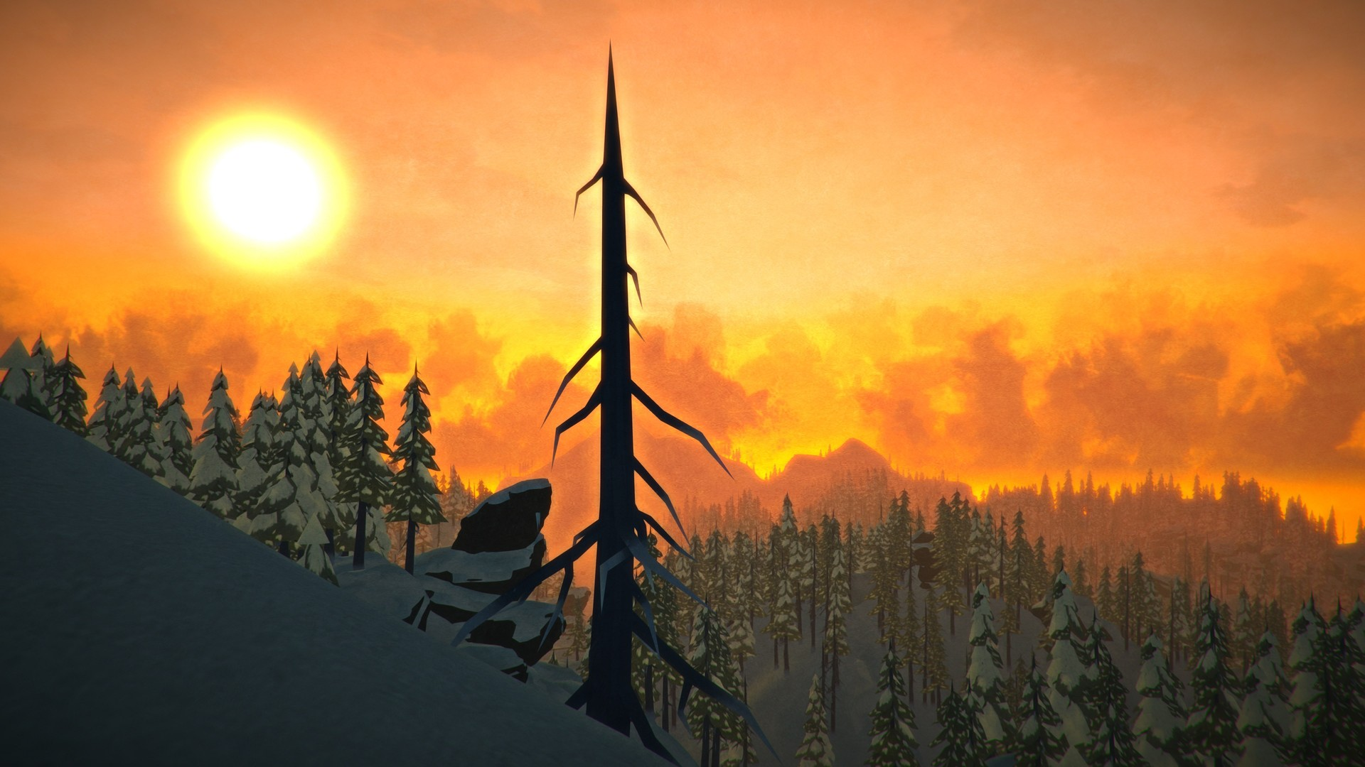 The Long Dark Update Brings Challenge Modes And Cabin Fever Pc Gamer