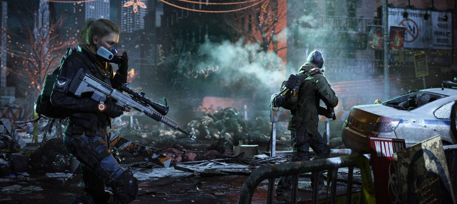 The Division beta patch notes will prepare you for the Dark Zone
