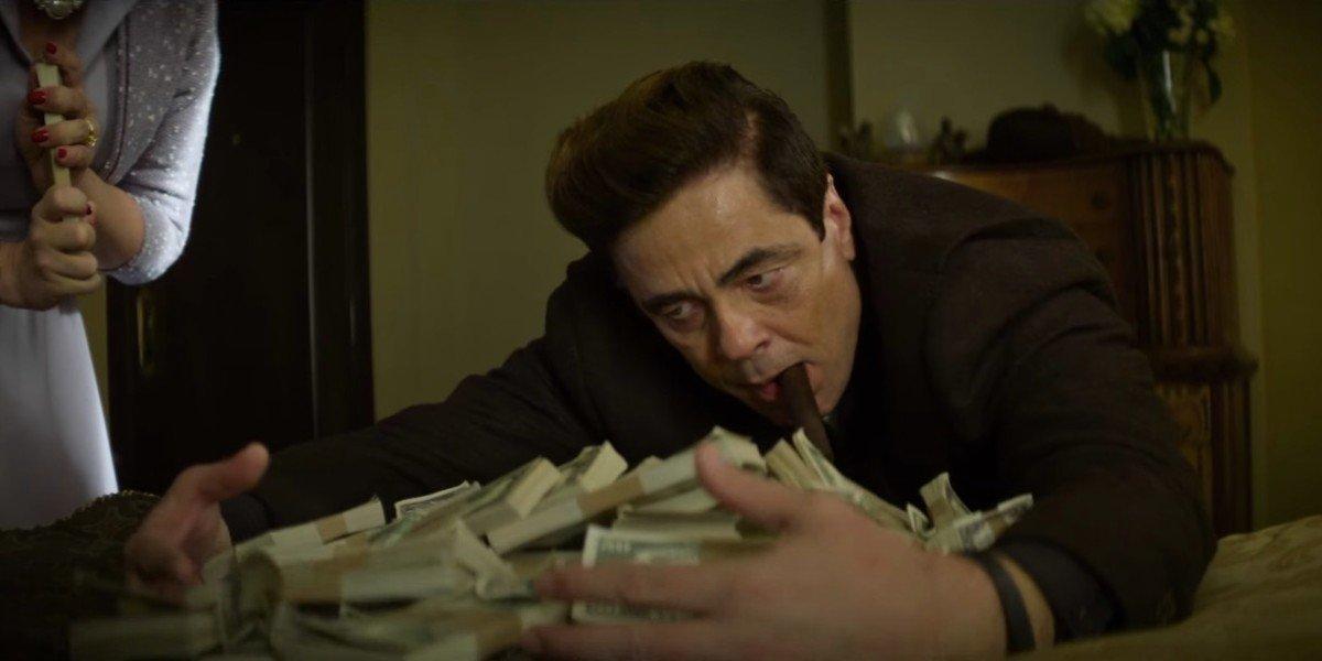 Benicio Del Toro - No Sudden Move