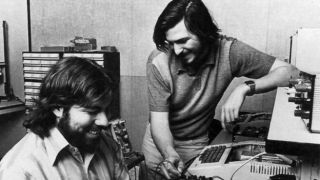 Steves Wozniak and Jobs