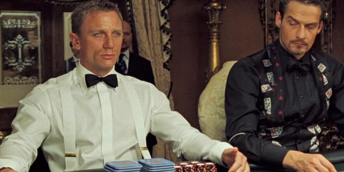 One Scene In James Bond's Casino Royale That Has Some Problems