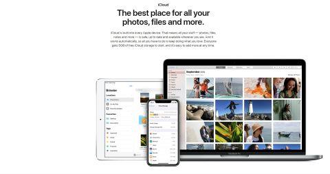 apple icloud review