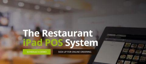 Lavu Inc. POS homepage