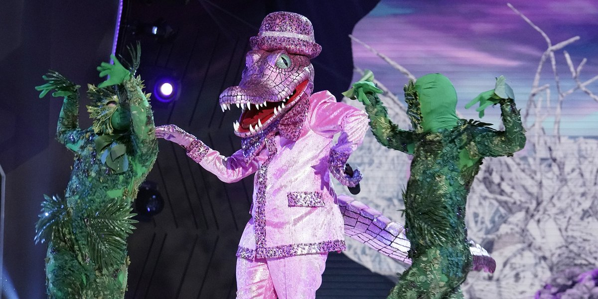 the masked singer crocodile season 4 fox