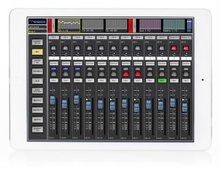 DiGiCo's SD App