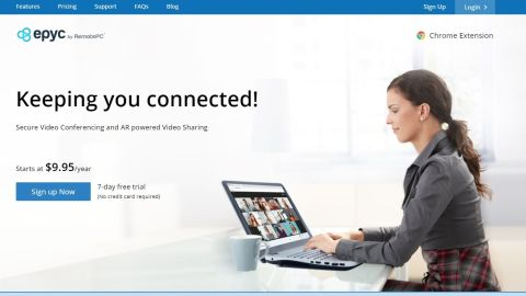 Epyc video conferencing review