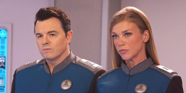 stern ed and kelly the orville season 2