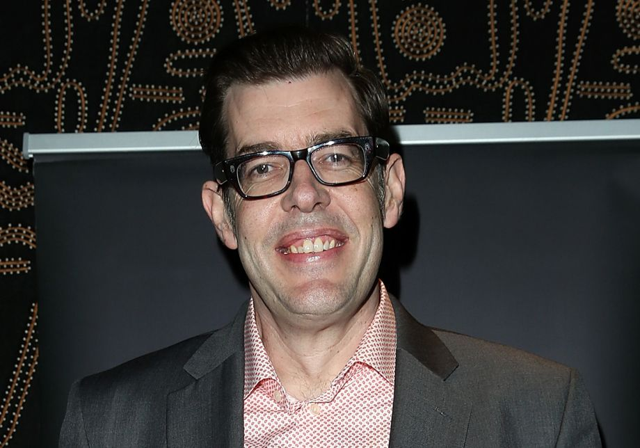 Pointless star Richard Osman