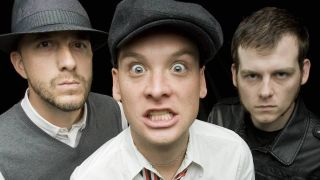 Alkaline Trio in 2008