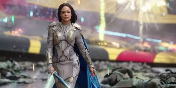 valkyrie in avengers: infinity war