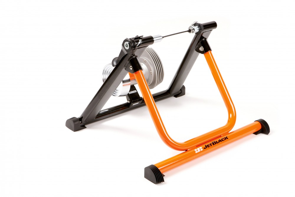 Jet Black Z1 Fluid Pro Trainer Review Cycling Weekly