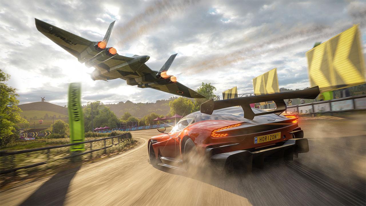 How Forza Horizon 4 addresses the series' three major