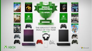 Save on Xbox One with 'Deals Unlocked' E3 promotion - get an Xbox One controller for $39.99