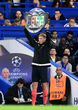 Soccer – UEFA Champions League – Group G – Chelsea v Maccabi Tel Aviv – Stamford Bridge