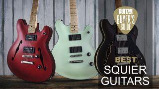 Best Squier guitars 2021: Stratocasters, Telecasters, Jaguars and more for the budget-conscious player