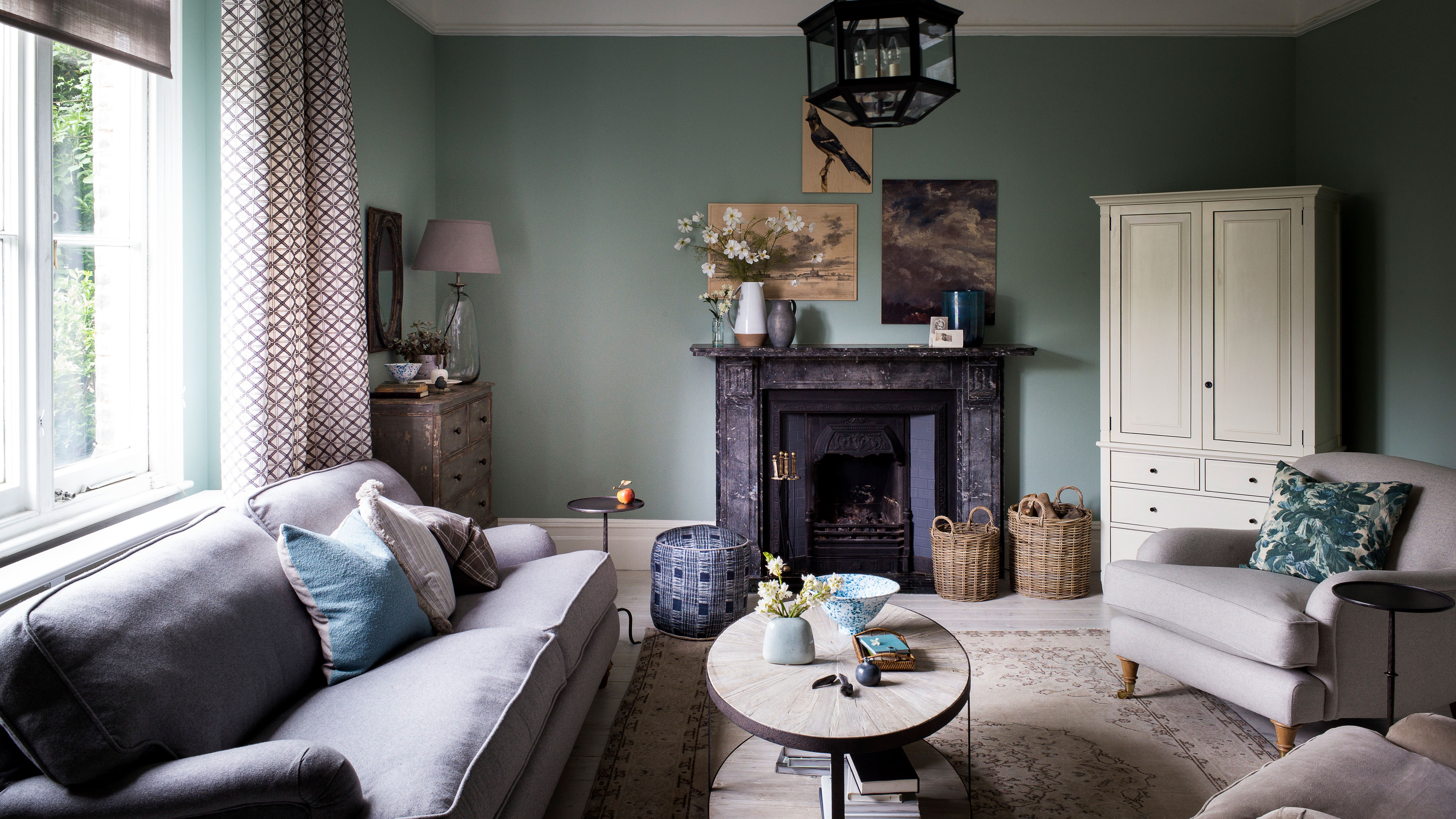 Green Living Room Ideas 10 Gorgeous, Green Living Room Furniture