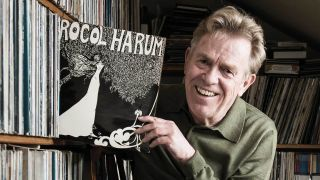 Old Grey Whistle Test presenter and broadcaster David Hepworth digs a Procol Harum album out of his record collection