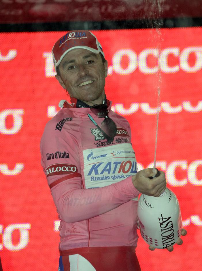 Enrico Battaglin sprints to first Giro d'Italia stage ...