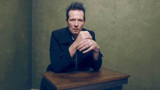 a portrait of scott weiland